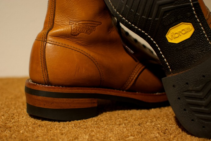 [RedWing 875 Oro-iginal (Sole Customized)]