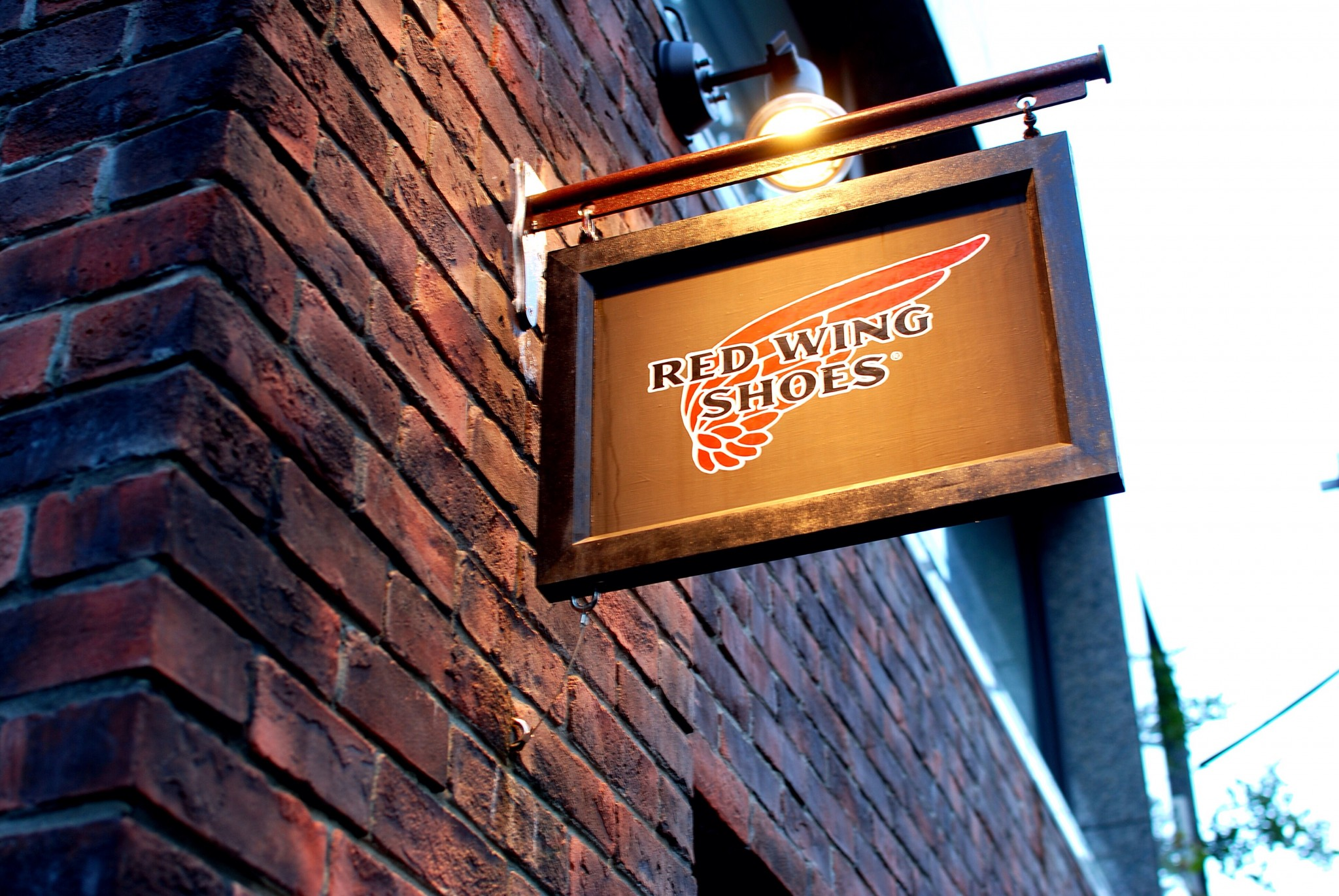 red wing shoe store tokyo aoyama