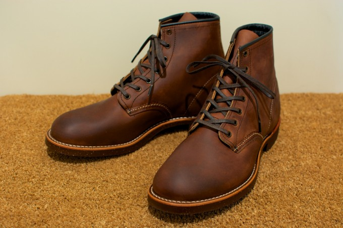 red wing 2962 blacksmith bourbon yuma