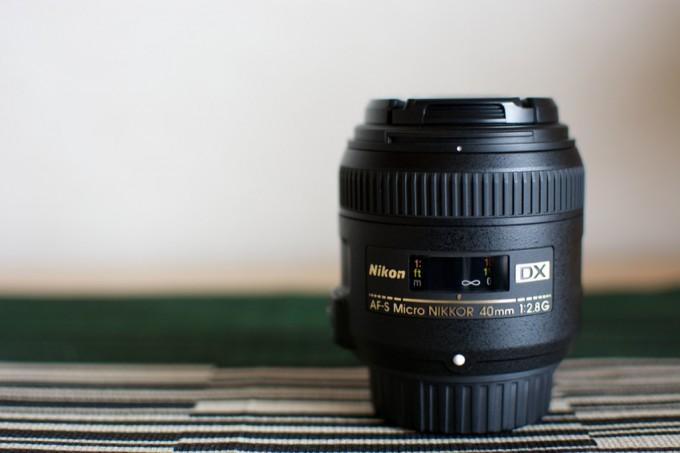 [AF-S DX Micro NIKKOR 40mm f/2.8G]