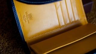 Horiは【ホワイトハウスコックス S7660 三つ折り財布】を手に入れた!