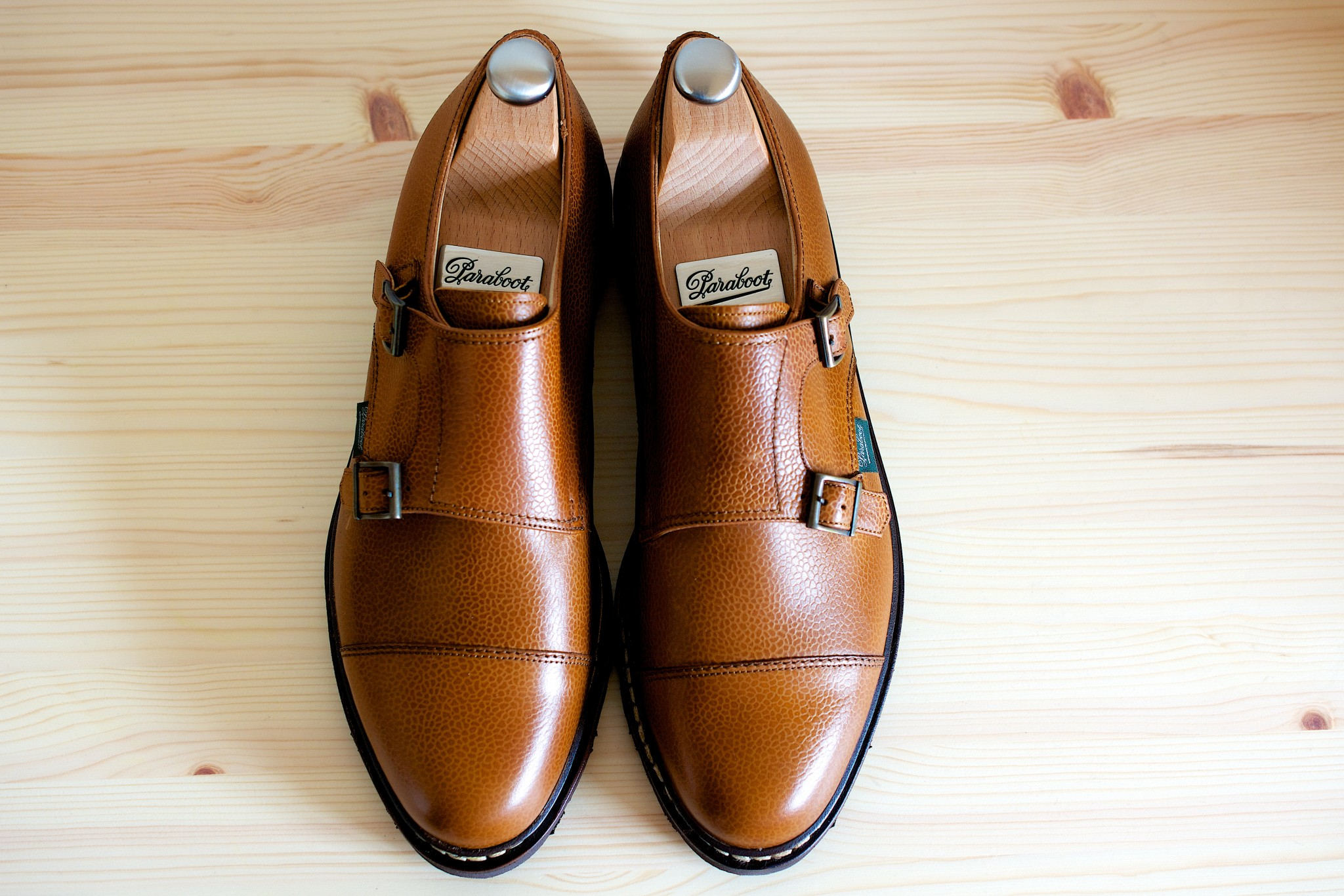 [Paraboot WILLIAM GrainCognac]