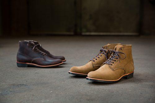 RedWing Merchant boots