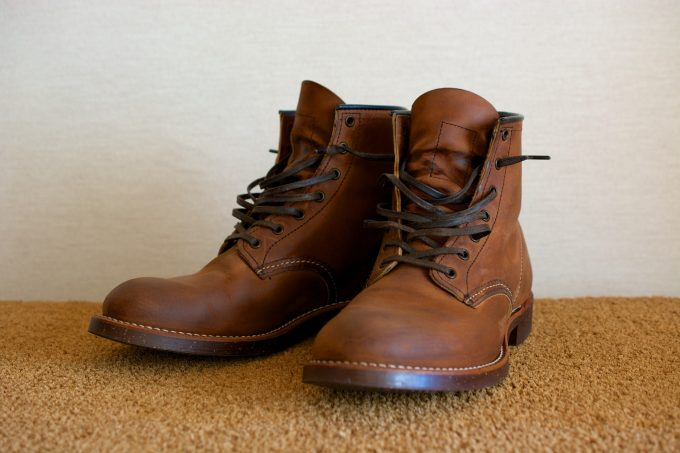[RedWing 2962 Blacksmith BourbonYuma]