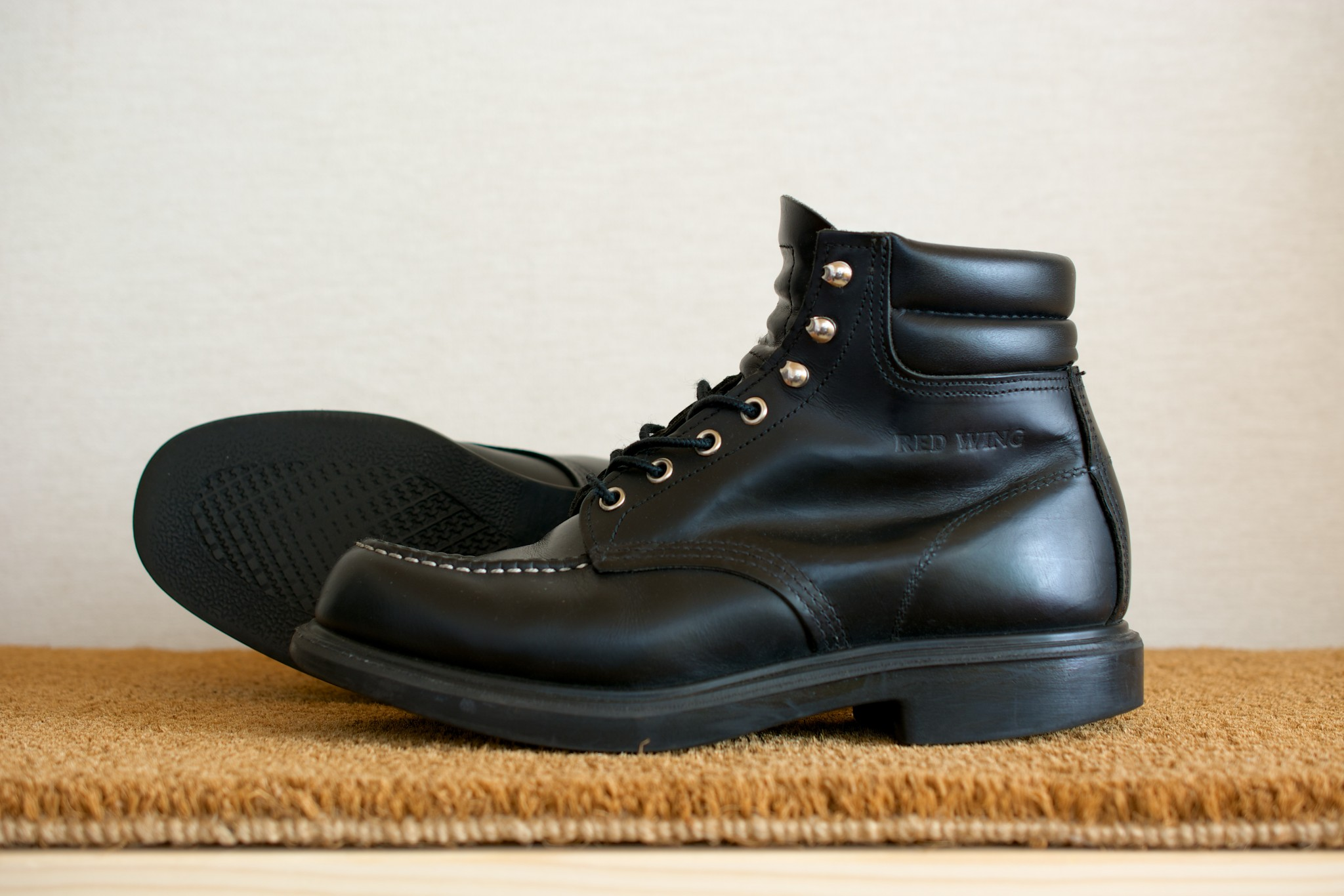 [RedWing 8133 SuperSole BlackChrome]