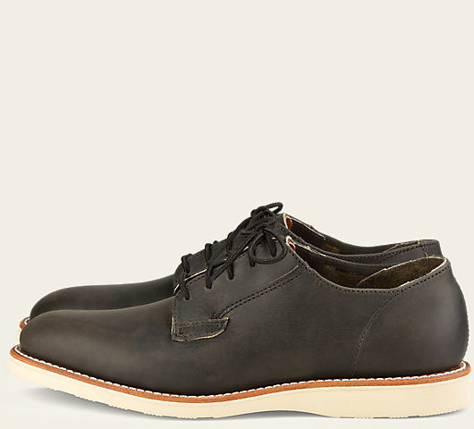 [RedWing 3119 PostmanOxford CharcoalRough&Tough]