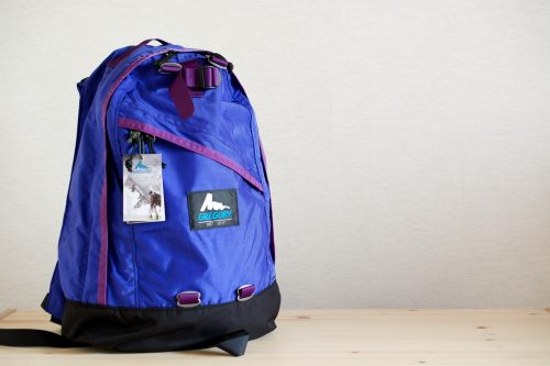 [Gregory 40th Anniversary DAY PACK Blue Letter]