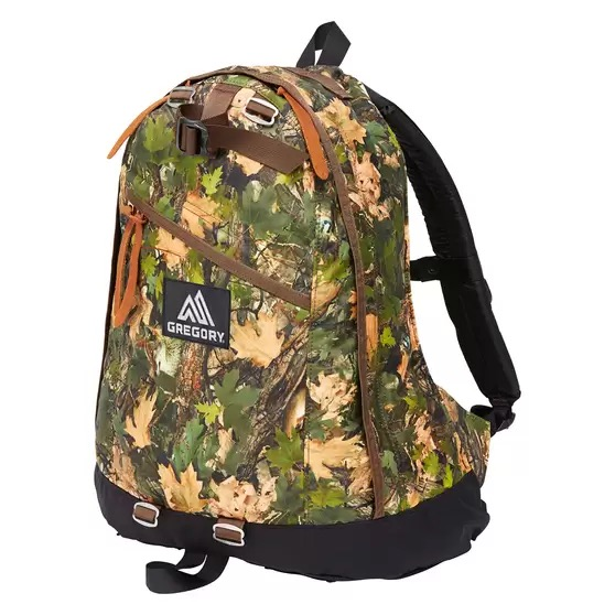 GREGORY DAY PACK Cotton Wood Camo