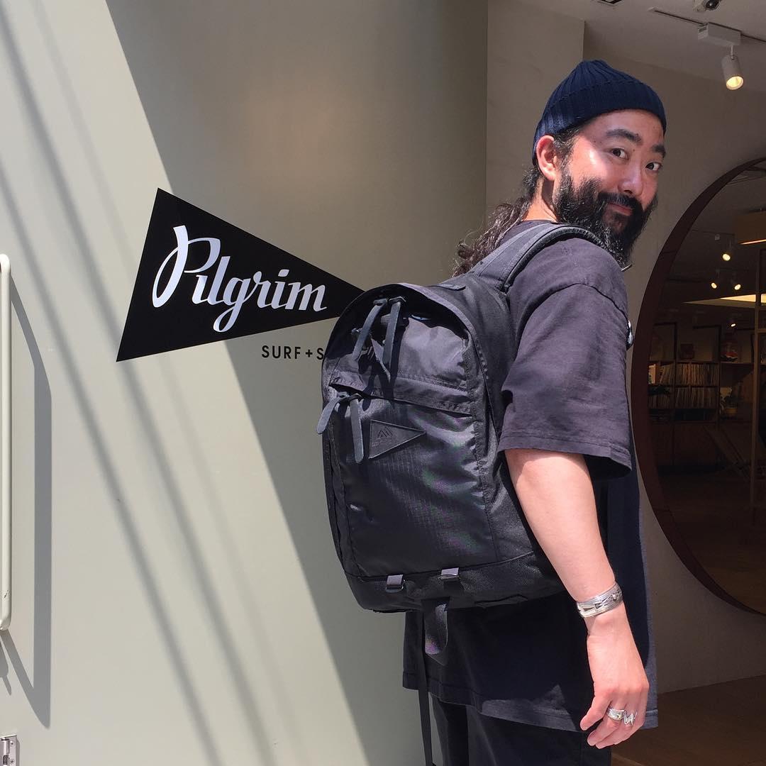 [GREGORY × PILGRIM SURF+SUPPLY] DAY PACK