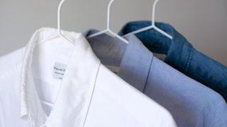 一年着用で期待から確信へ  【マニュアル アルファベット】ボタンダウンシャツをリピート購入