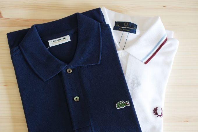 [Lacoste L1212A][Fred Perry M12N]