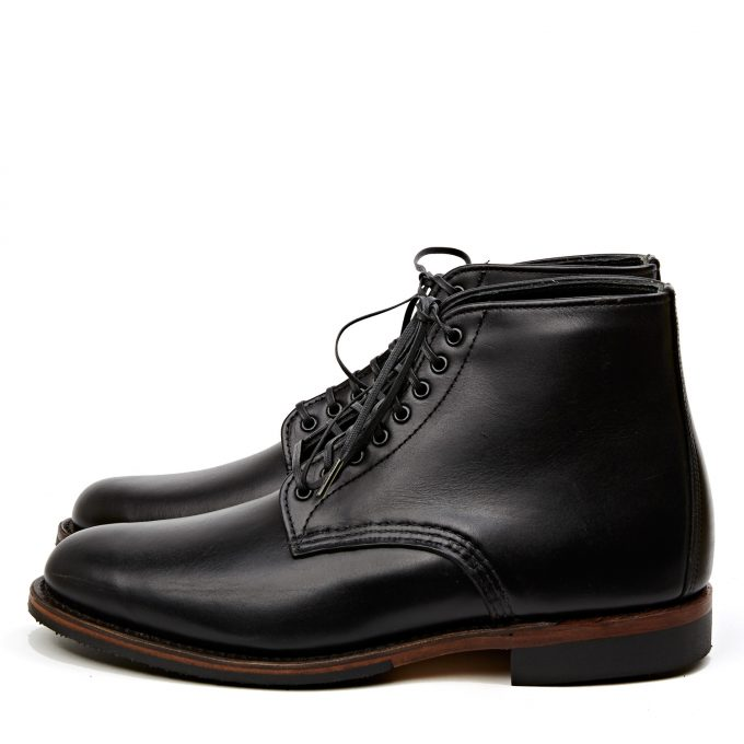 [Red wing] 9436 Williston boot Black featherstone