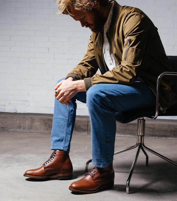 [Red wing] 9435 Williston boot Teak featherstone