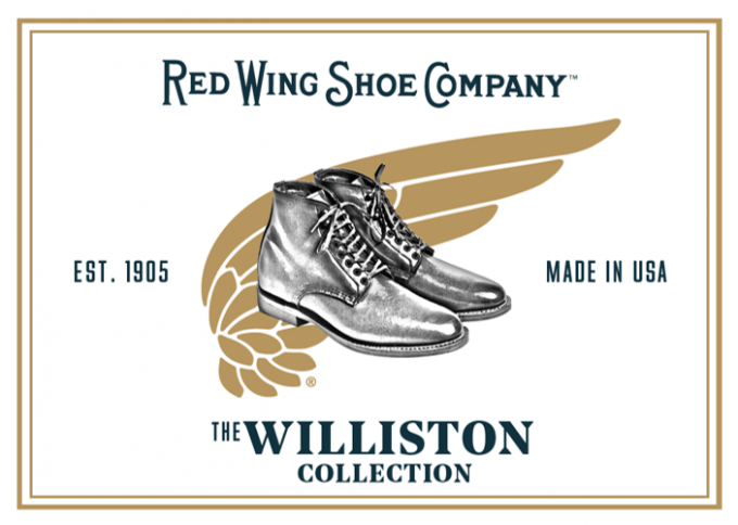 [Red Wing] The williston collection