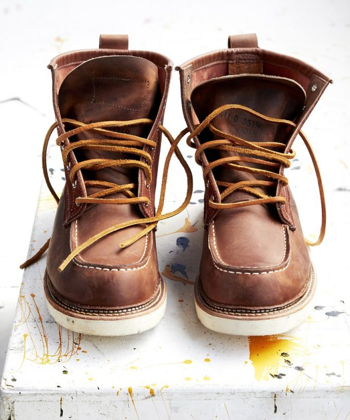 Red wing heritage x Todd snyder