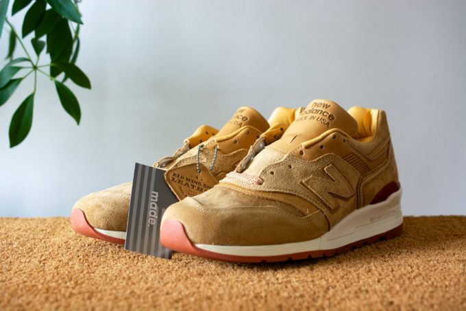 [Newbalance x Red wing] M997RW
