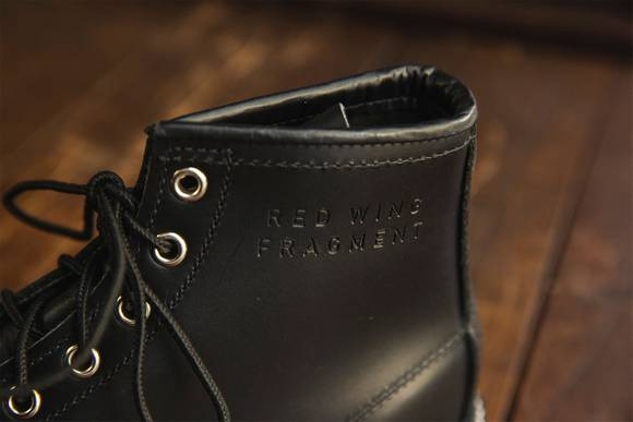 Fragment®︎ x Red Wing Shoes