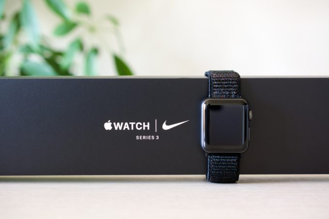[Apple] Apple watch Nike Series 3